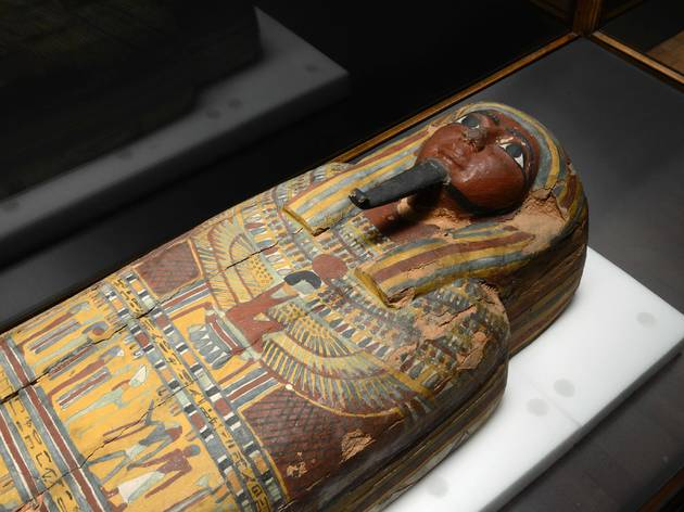 Mummies, Temp Exhibit 2017