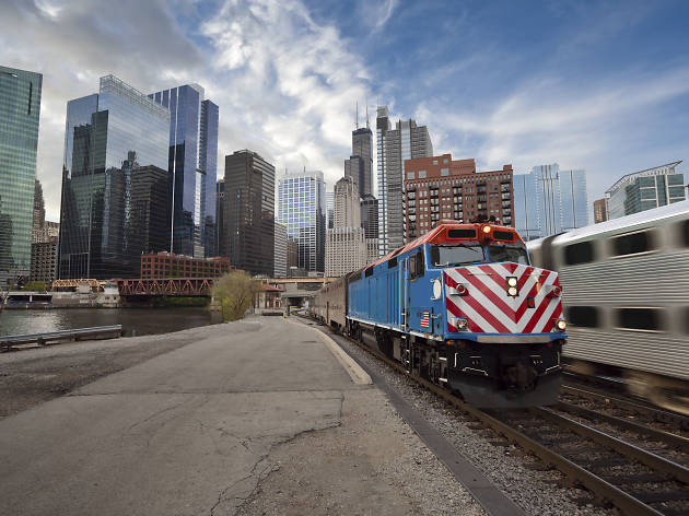 Metra rides are free this weekend! Here's where you should go.