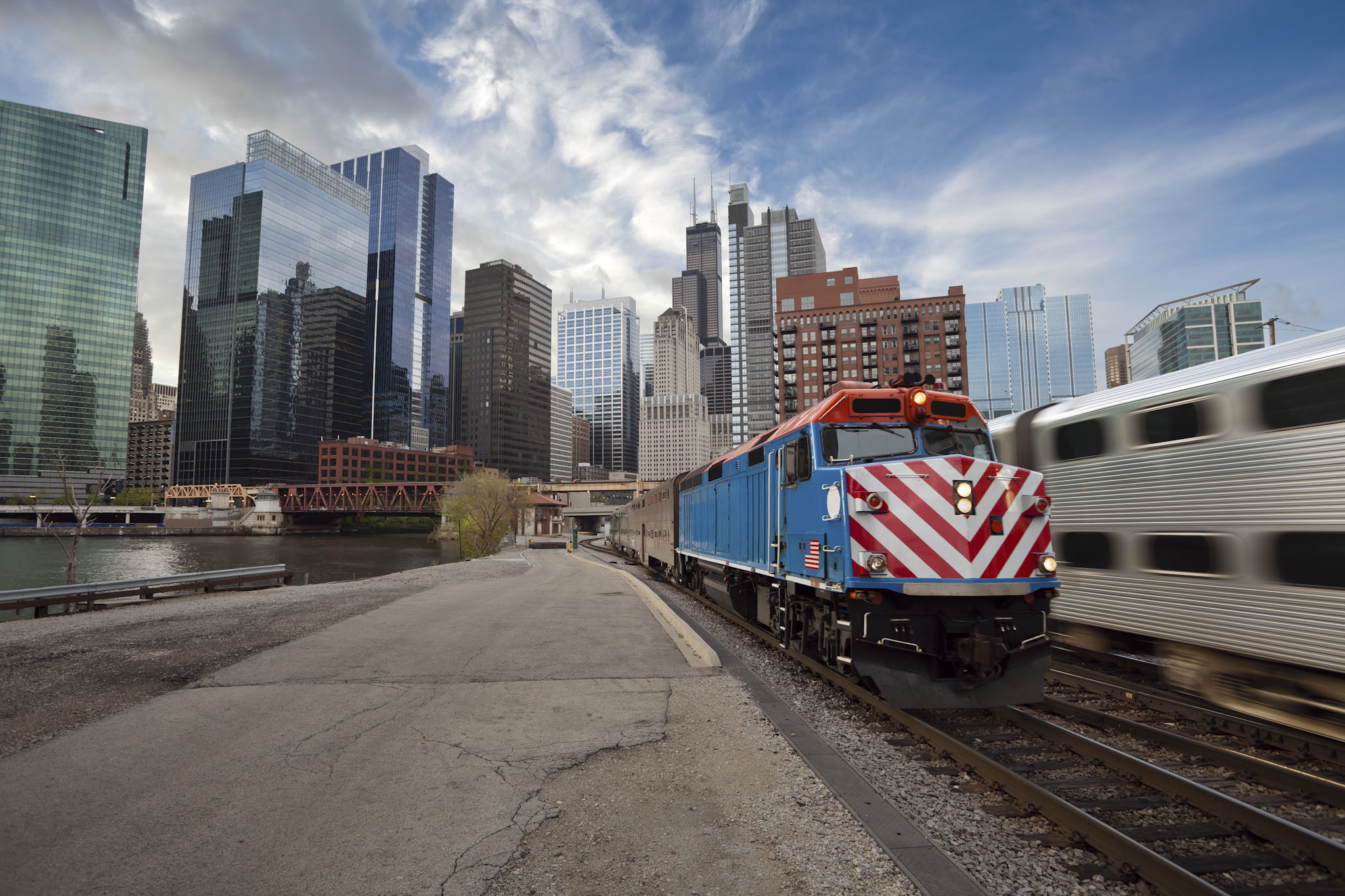 Metra is upgrading 302 railcars with a bunch of new features