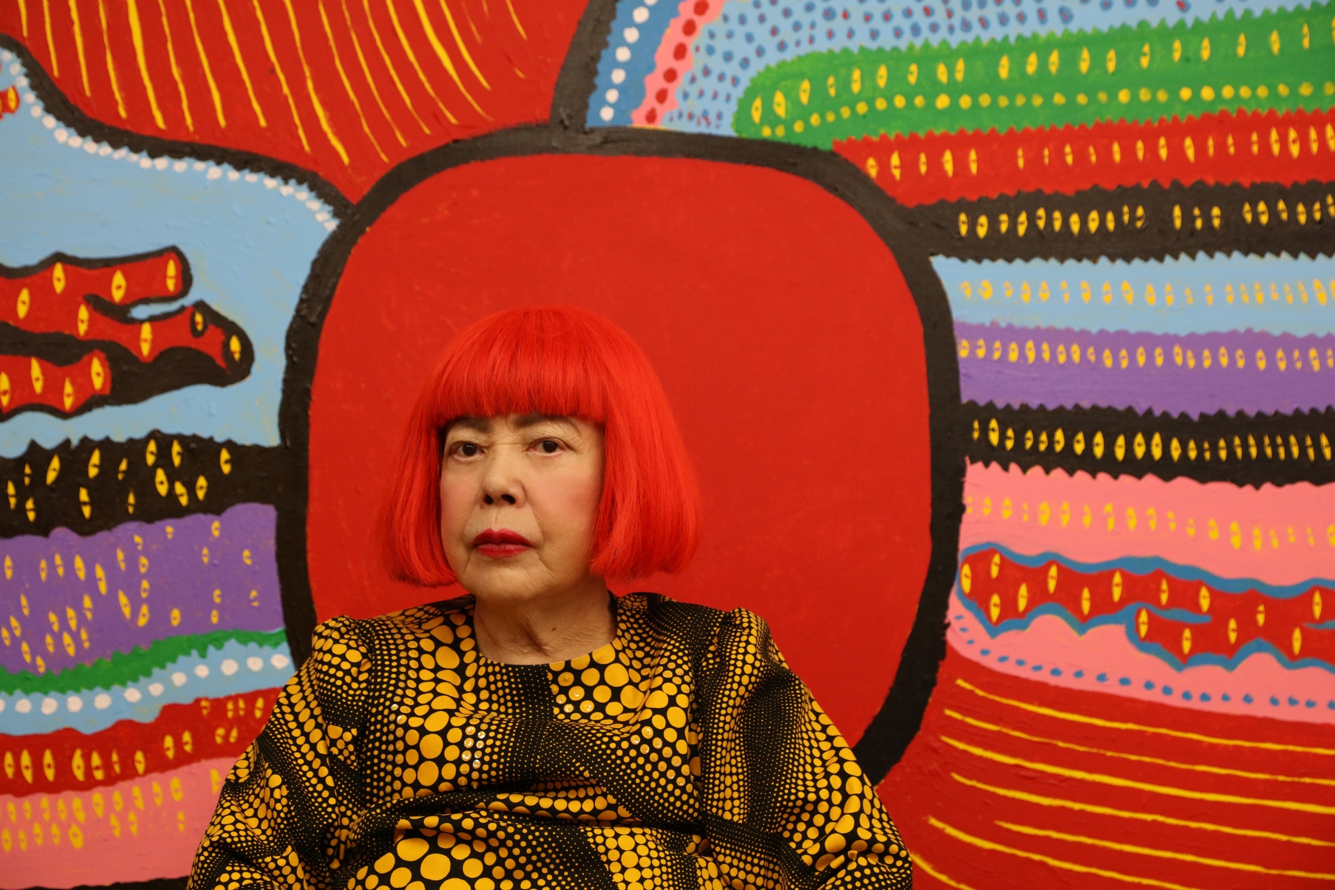 Dotty at (He)art: Yayoi Kusuma exhibition to open in June