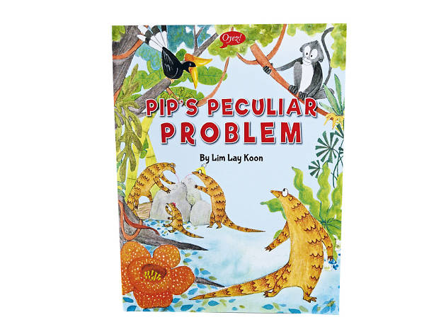 Pip's Peculiar Problem (Ages 5-8)