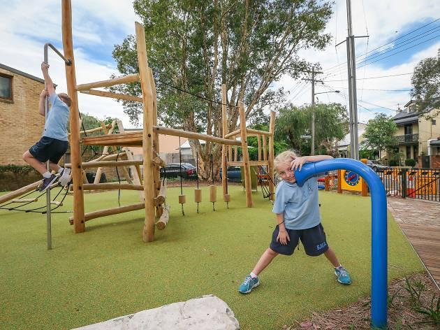 Renwick Street Playground