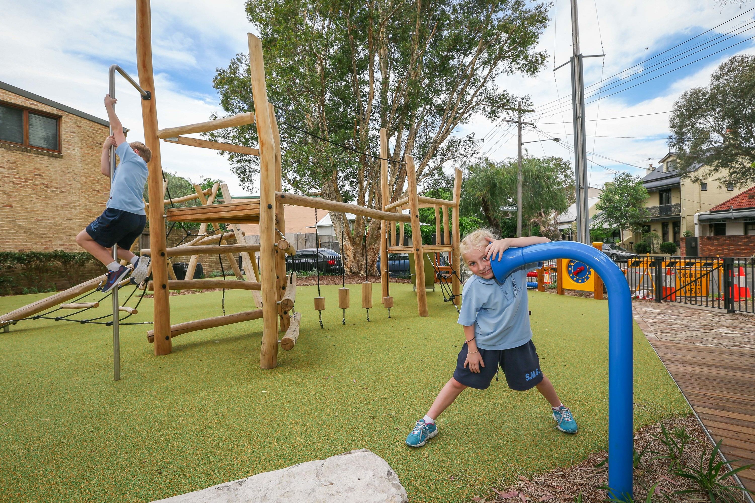The 15 best playgrounds in Sydney