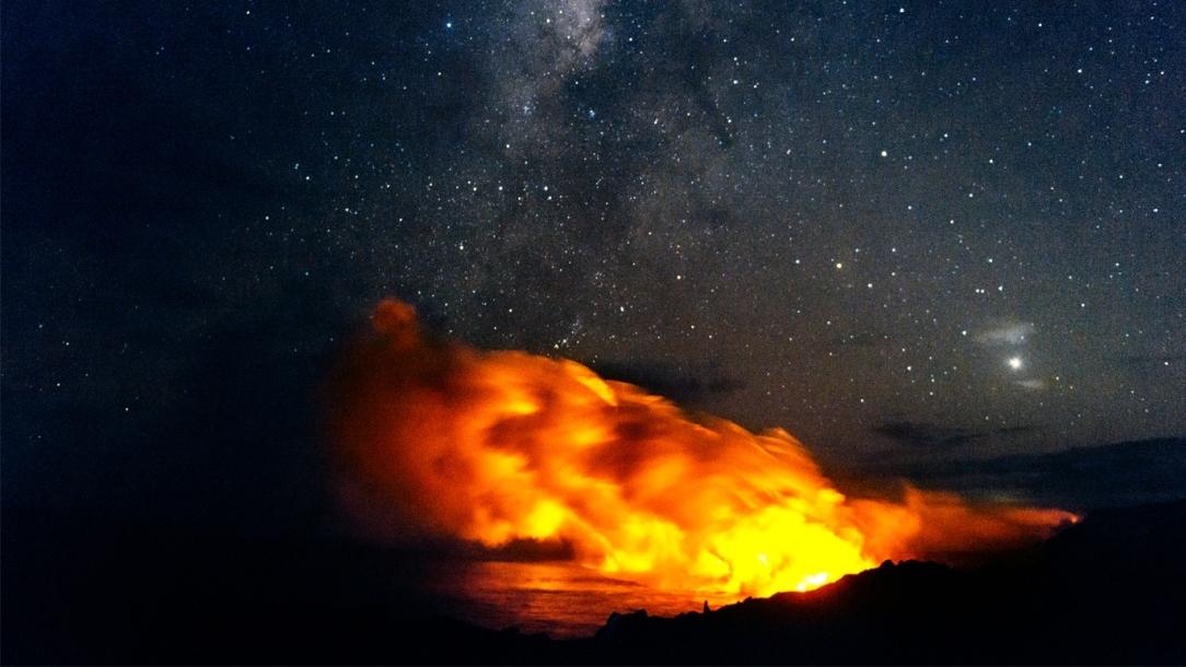 Hawaii Volcanoes National Park, Island of Hawaii