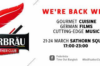 Federbräu Red Feather Club x Time Out Bangkok