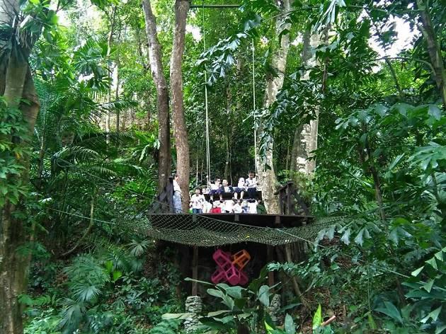 5 Senses Tour at Tropical Spice Garden