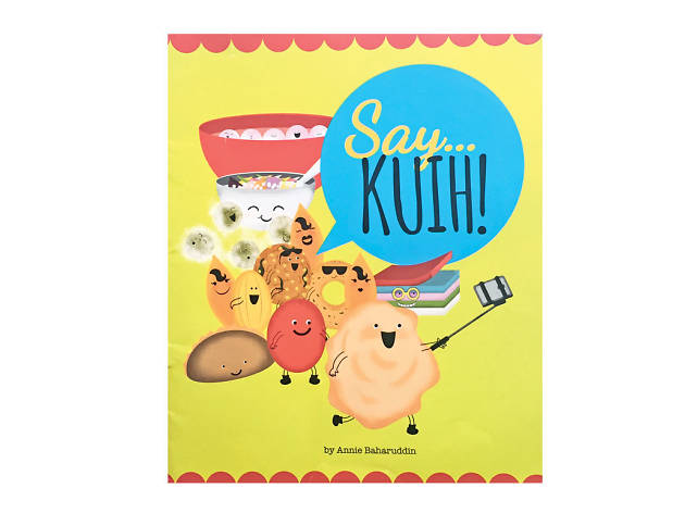 Say… Kuih! (Ages 3-5)