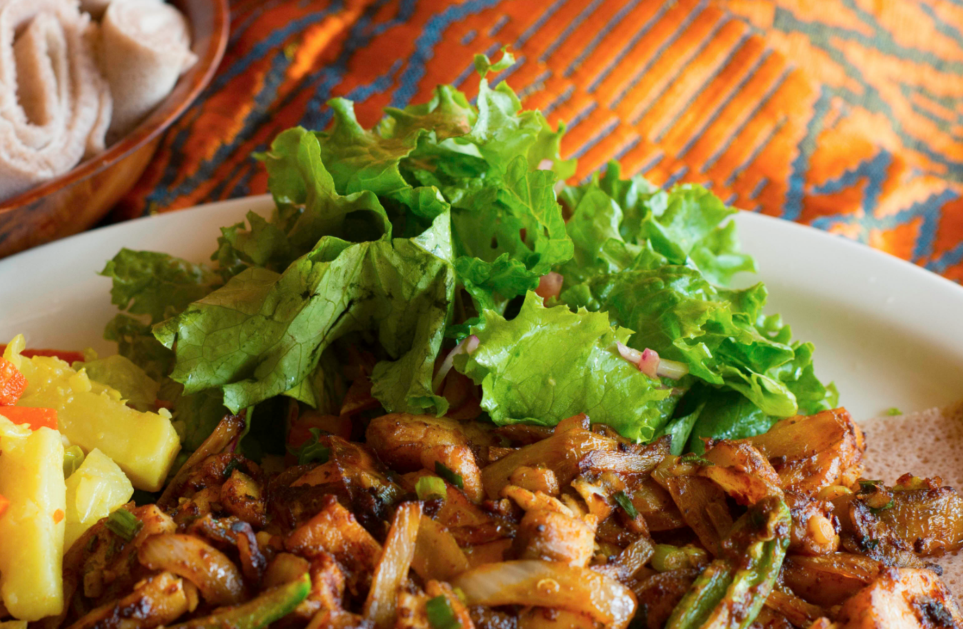 Enssaro Ethiopian Restaurant