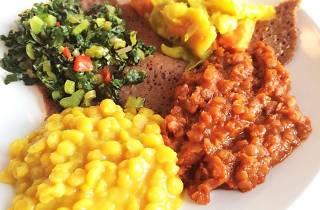 Kaffa Ethiopian Cuisine