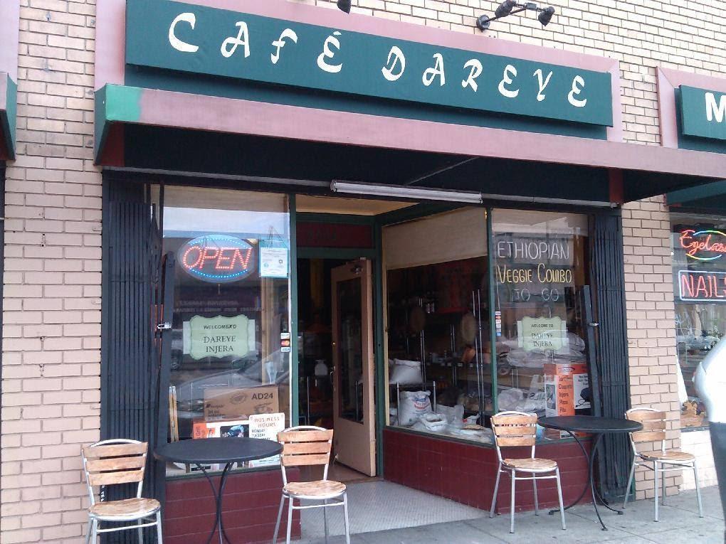 Cafe Dareye