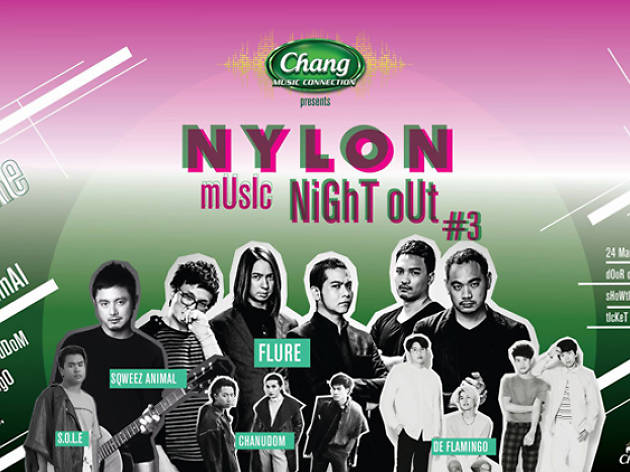 Chang Music Connection presents Nylon Music Night Out