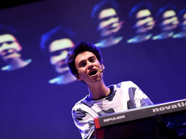 """Jacob Collier: """"Stevie Wonder is my ultimate musical crush"""""""