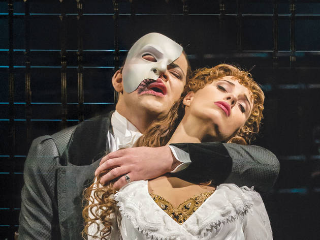 c1025e67b383f The Phantom of the Opera tickets and review – Time Out London