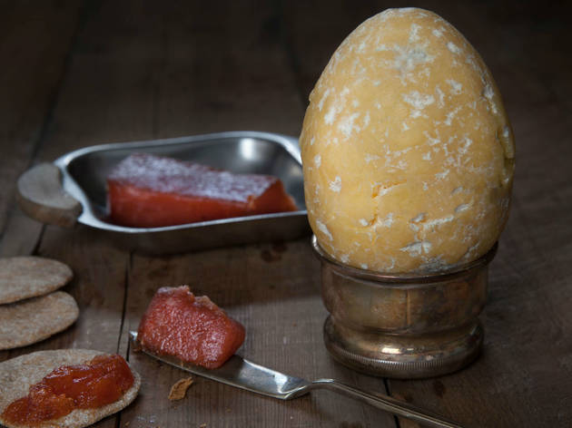 Forget chocolate, you can now get an Easter egg made from solid cheese