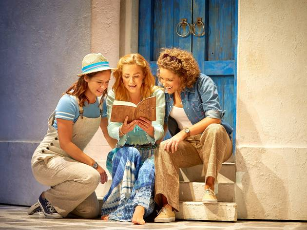 mamma mia tickets and review � time out london
