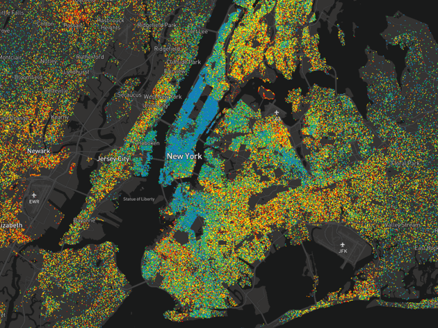 Interactive map shows where the most-educated New Yorkers live