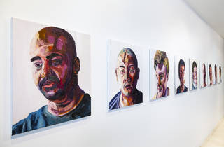 Another Day In Paradise at Campbelltown Arts Centre 2017 Sydney Festival installation view 06 feat Myuran Sukumaran The Bali 9 photographer credit Document Photography