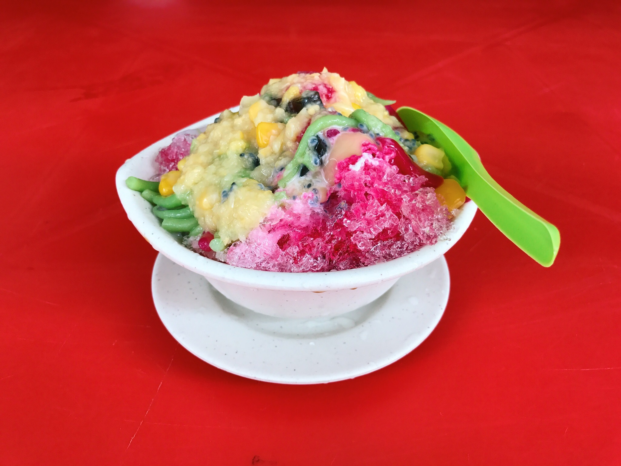Blue Boy Disco ais kacang