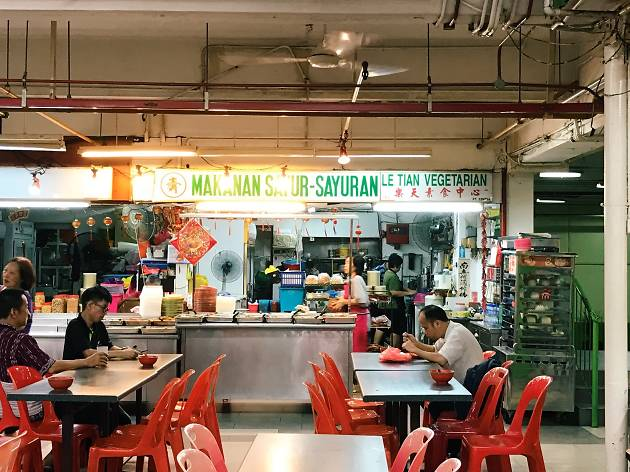The best workday lunch spots in Bukit Bintang