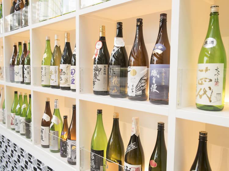 全国から厳選された100の酒蔵