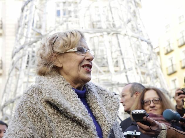 Carmena, contra la censura en ARCO