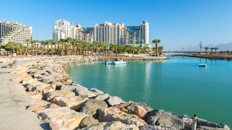 L'été à Eilat: 10 façons de bronzer dans la ville la plus au sud d'Israël