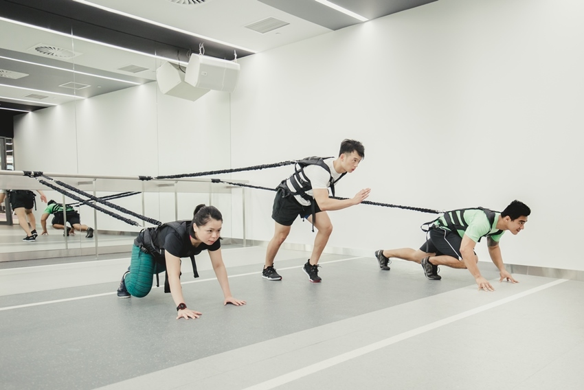 The best gyms in Singapore