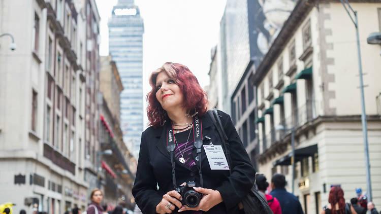 Gloria Davenport, la activista trans de la CDMX