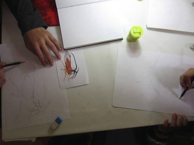 Atelier São Bento-oficina miudos