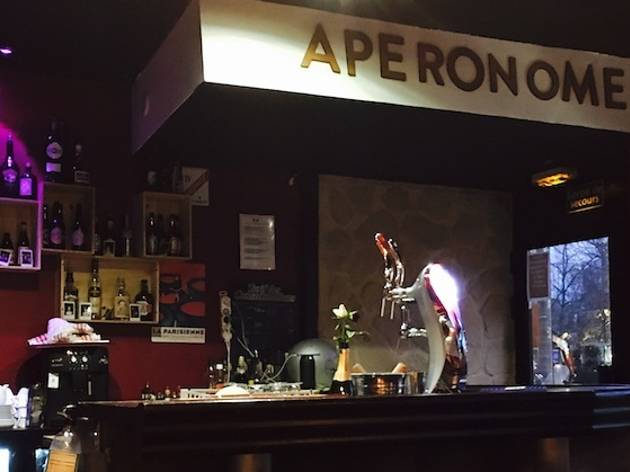 Apéronome (Apéronome ©JC)