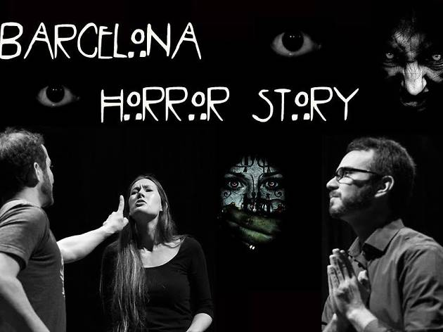 BIG: Barcelona Improv Group, Barcelona Horror Story