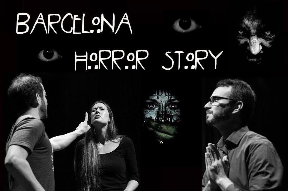 BIG: Barcelona Improv Group, Barcelona Horror Story