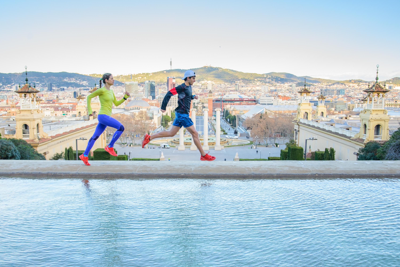 Guanya un dorsal i participa a la Salomon Run Barcelona
