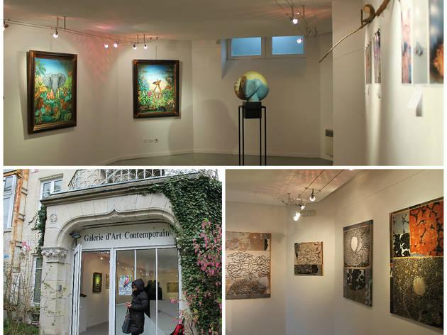 Explore the contemporary art landscape of Auvers