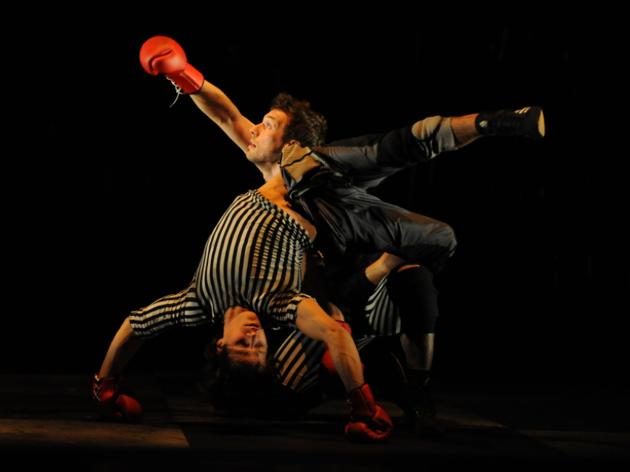 Compagnie Käfig - Boxe boxe
