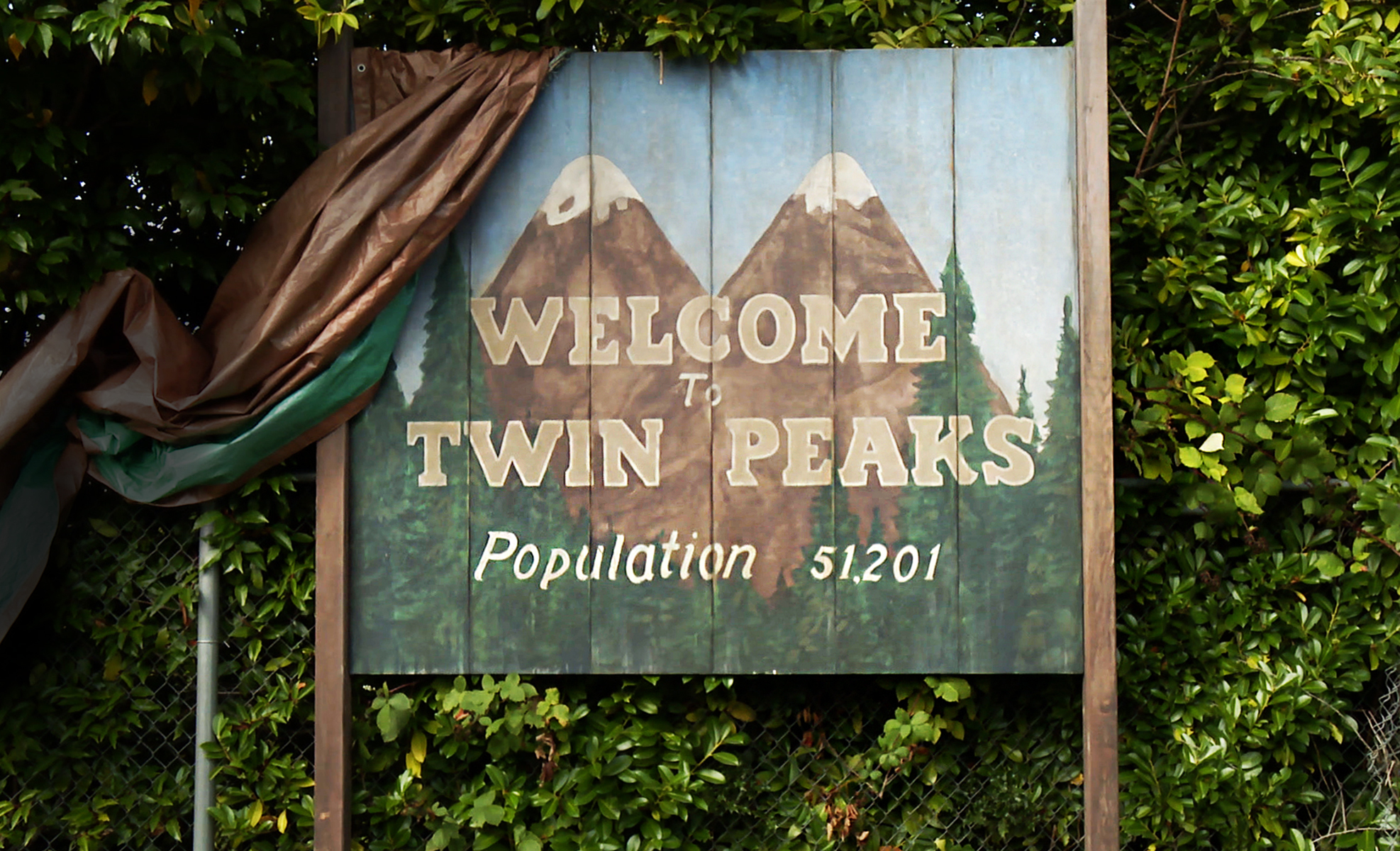 An A-Z of 'Twin Peaks'