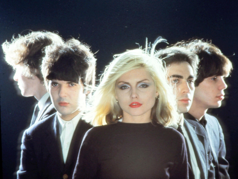 Blondie vuelve a la CDMX