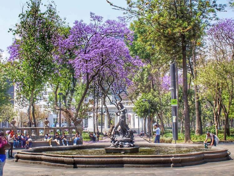 CDMX: Alameda Central