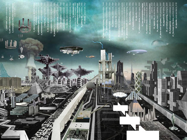 Cities of the Avant-Garde, WAI Think Thank