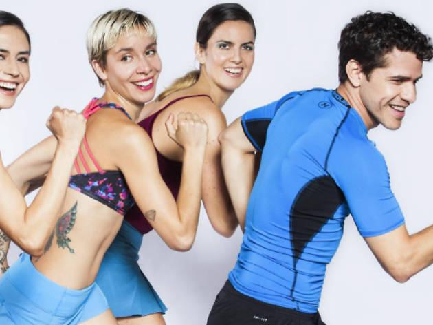 hapi, entrenamiento funcional y de baile
