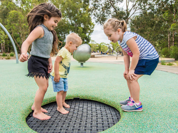 The best playgrounds in Sydney