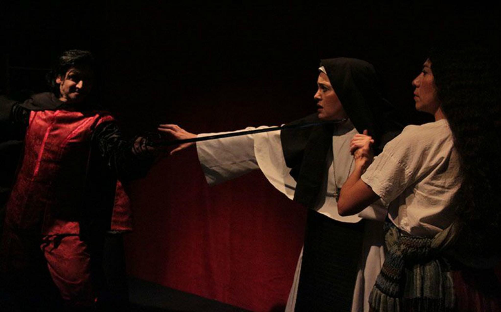 La abadesa o crónica de las vicisitudes de la monja de Belén