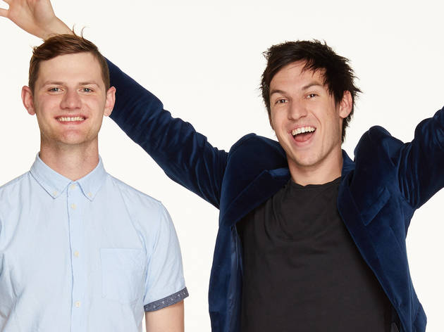 Ben & Liam