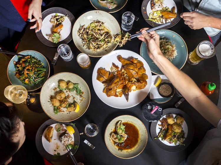 The best Hong Kong restaurants