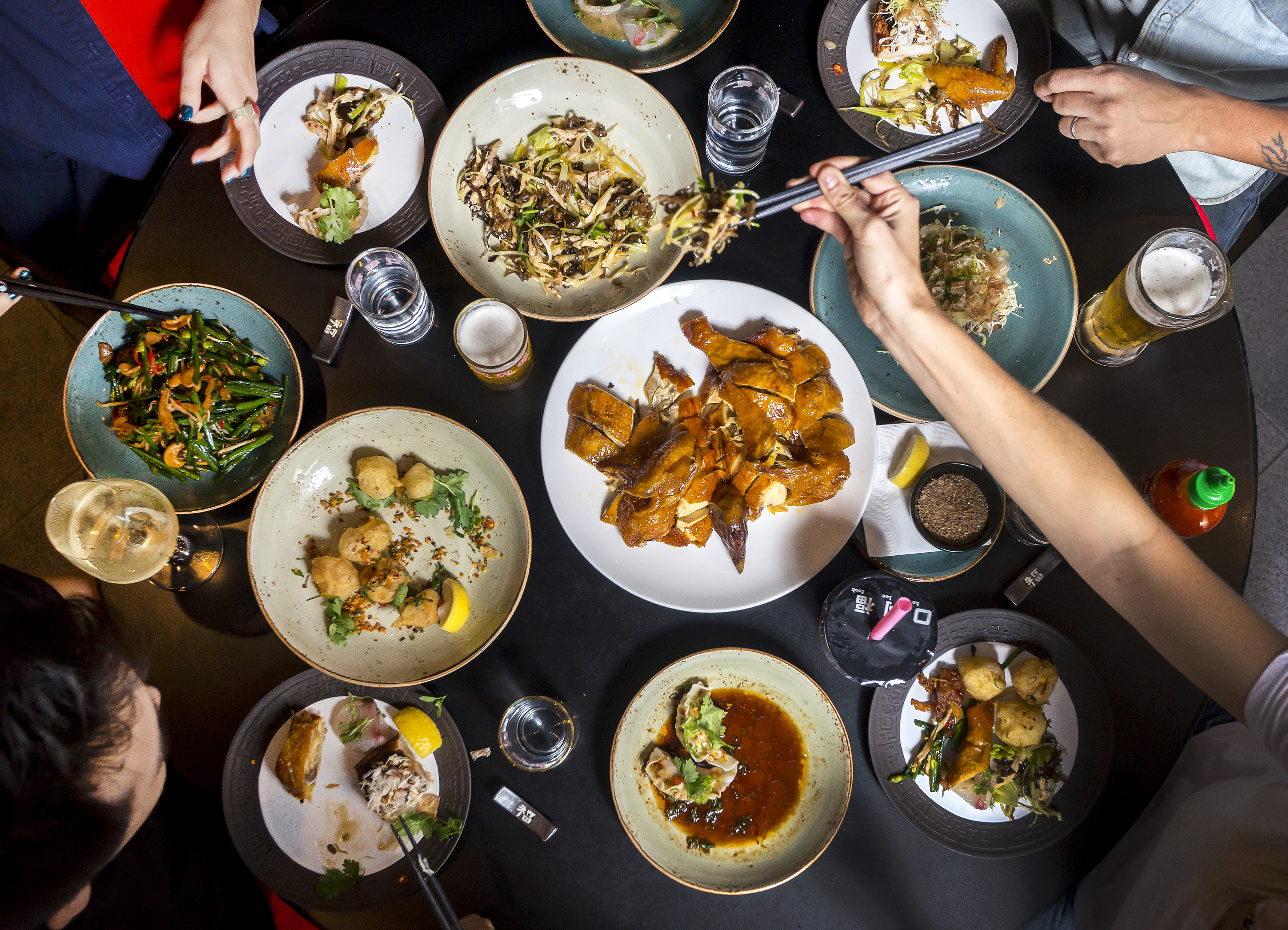 The best Hong Kong restaurants