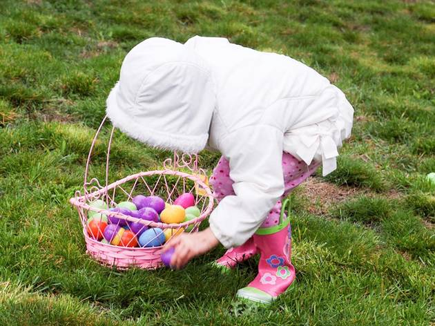 The Great ABG Easter Egg Hunt