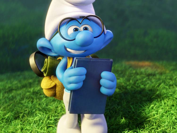'파란 애들'이 돌아왔다, 스머프: 비밀의 숲