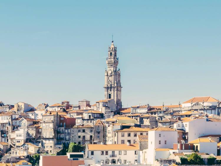 As maiores atracções no Porto