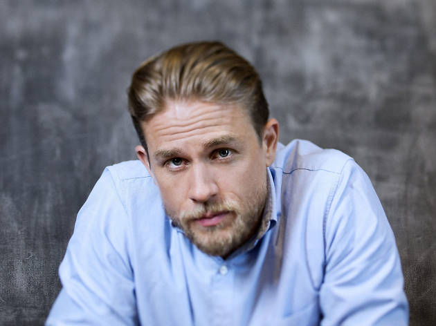 Charlie Hunnam: 'I've been on the verge of an existential crisis since I was six'