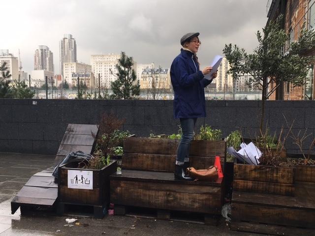 On a rencontré le dernier crieur public de Paris